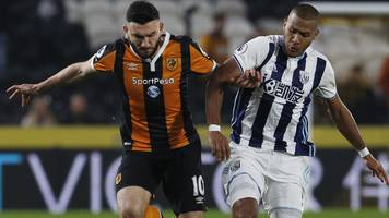hull hit back to hold west brom