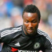 mikel ruled out of derby