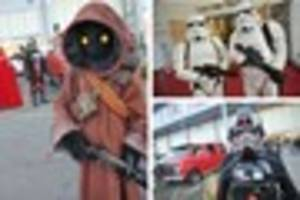 The Incredible 'Ull Con welcomes BIGGEST gathering of Star Wars...