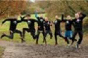 live: friends attempt to climb robinswood hill 44 times - the...