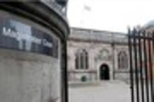 Burton man who stole £4,000  is given suspended prison...