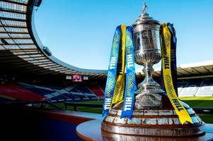 william hill scottish cup team news: previews from of all the third-round ties