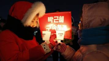 S Korea braces for 'largest' protests against president