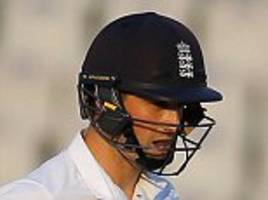 India v England, cricket score: Third Test day two