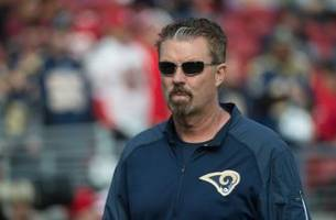 Rams' Jeff Fisher and Gregg Williams Get Into Heated Exchange