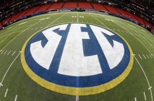 Alabama Opens as 3-Touchdown SEC Title Game Favorite