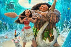 'Moana' Sails in With $81 Million at Thanksgiving Box Office