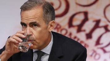 Mark Carney plan for Brexit gets cool response from Gove