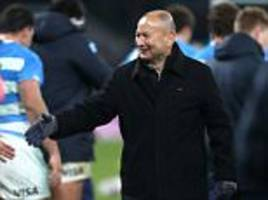 Fuming Australia coach Michael Cheika dismisses scrum jibes from England coach Eddie Jones