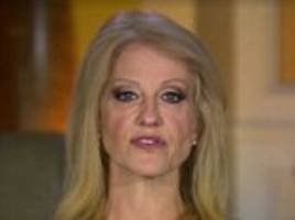 Has Trump made his decision on Romney? Kellyanne Conway trashes 2012 GOP nominee, suggesting team doesn't want to hand him secretary of state for sake of party unity