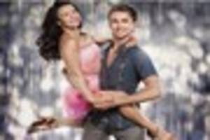 bristol's claudia fragapane breezes into strictly come dancing...