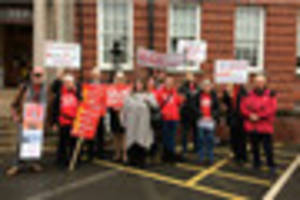 Church backs fight to save Grantham Hospital A and E