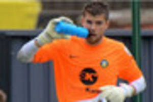 gainsborough trinity keeper george willis signs permanent deal...