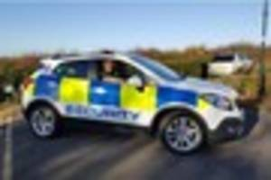 essex policeman quits force to set up private security company