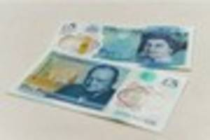 How to tell if your £5 note is worth hundreds of pounds -...