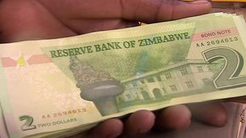 why is zimbabwe rolling out bond notes?