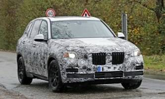 2018 BMW X5 Spied, Will Offer a More Dynamic Design