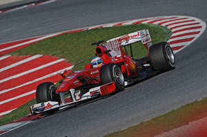 go for a spin in ferrari's race car: formula 1 team tests 360-degree vr cameras