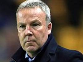 rotherham left 'disappointed' and in 'shock' as kenny jackett resigns