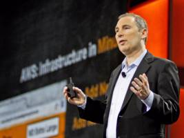 Amazon's cloud boss: AWS could become 'the largest part' of Amazon's $100+ billion business (AMZN)