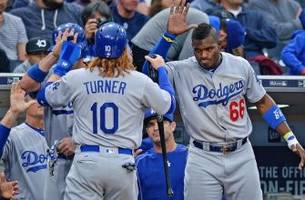 los angeles dodgers: call me crazy - yasiel puig could play 3b
