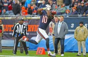 Chicago Bears' Week 12 Report Card