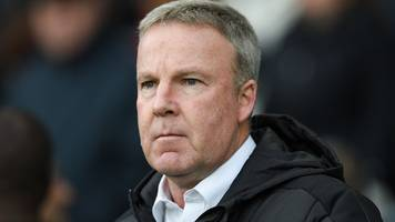 rotherham united: kenny jackett quits as manager of championship club