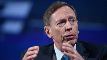 David Petraeus To Meet With Trump As Possible Secretary Of State Pick