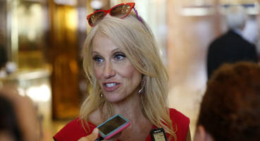 Trump Reportedly Furious Over Kellyanne Conway's Rogue Comments About Mitt Romney