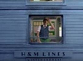 wes anderson wishes you a very wes andersony christmas with h&m short film