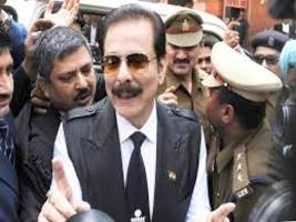 sc asks subrata roy to deposit rs 600 crore till feb 6