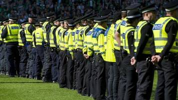 Violent threats three times higher in Scotland