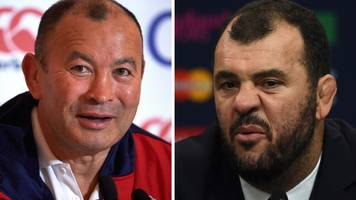 Jones has damaged his legacy in Australia - Cheika