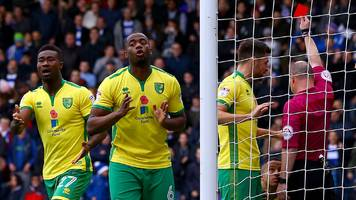norwich city: club fined by fa for failing to control players