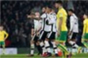 derby county player ratings: see who you voted rams star man...