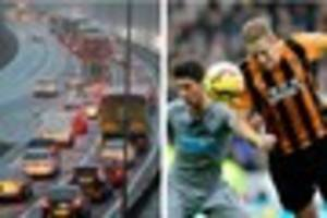 How A63 roadworks will affect Newcastle United and Hull City fans