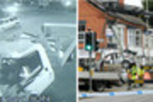 Uninsured driver admits causing death of two passengers in...