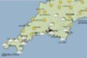A fine and dry day, but a cold snap is coming