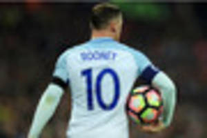 """Rooney Question"" top of Southgate's agenda ahead of..."