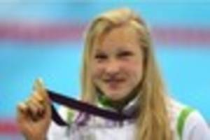 devon olympian gets six points on her licence
