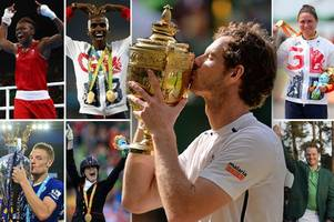 bbc sports personality of the year 2016 award shortlist revealed with andy murray favourite to win