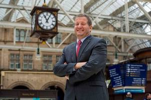 scotrail boss is probed over gifts from contractors
