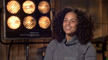 100 women 2016: alicia keys on why a 'girl can't be herself'