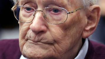 Oskar Groening: 'Bookkeeper of Auschwitz' conviction upheld