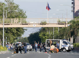 Philippine Police Detonate Improvised Bomb Near US Embassy