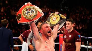 carl frampton slams 'anti-northern ireland' bbc sports personality of the year awards