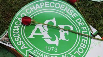 Colombia plane crash: Brazilian clubs to give players to Chapecoense for free and request club is granted immunity from relegation