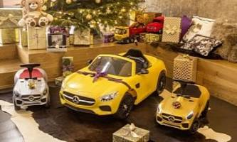 Have Yourself a Mercedes-Benz Christmas - Gift Ideas from Stuttgart