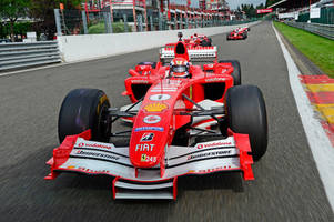 ferrari may stop selling its old formula one cars to private buyers