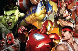 'Marvel vs. Capcom 4' is reportedly in development for a 2017 release